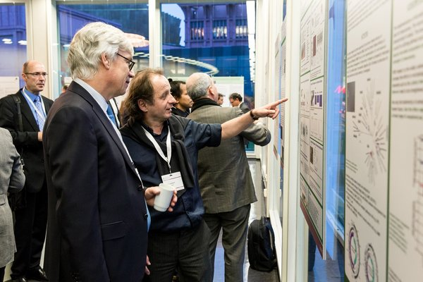 Concrete examples were presented on over 60 posters during the conference in Berlin.